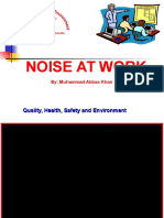 Noise Safety