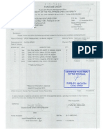 PO No. 15-308_Purchase of Various Office Supplies November