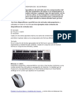 CLASIFICACION DE PERIFERICOS  DE ENTRADA.docx