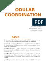 Modular Coordination