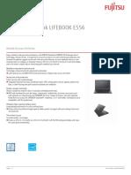 Ds Lifebook e556