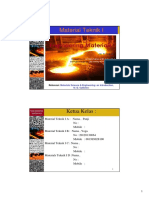 1.Material Teknik Klasifikasi