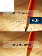 n Mat Orientation