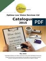 Loop Lens Catalogue