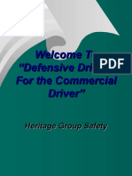 Defensive Driving Commercial