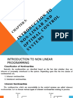 Chapter 5 Introduction to Non-Linear and Optimal Control Systems