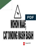 cat basah