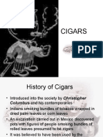 Cigar Presentation