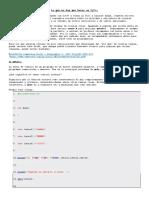Lo que no se debe hacer en C_C++
