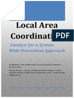 Local Area Coordination