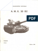 Documentation Technique - AMX-30-B2 Chassis Partie Texte