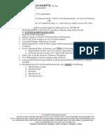 VAT Checklist