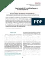 Infeksi isospora belli pada kronik diare denngan kasus pasien alcohol.pdf