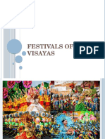 Festivals of Visayas (MAPEH 7)