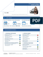 Raport VIN Autodna - Renault