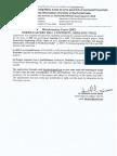 Notification NEHU JRF Project Assistant Posts