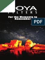 HOYA Filter Catalog