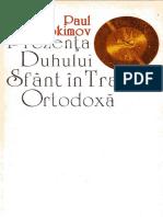 Paul Evdokimov - Prezenta Duhului Sfant in Traditia Ortodoxa
