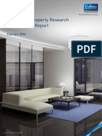 India Residential Property Market Overview- Feb 2016