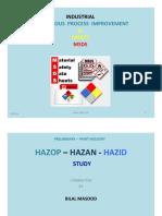 INDUSTRIAL HAZARD STUDY--MSDS--VOL-1,EDITION-1