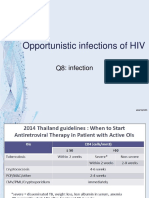 Opportunistic Infection