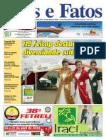 Jornal Atos e Fatos - Edição 670 - 16/04/2010