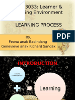 simplified learning process