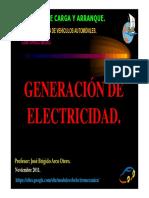 Generación Electricidad