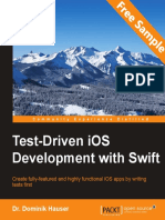 Test-Driven iOS Development with Swift - Sample Chapter
