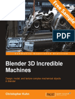 Blender 3D Incredible Machines - Sample Chapter