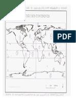atividade identificar continentes