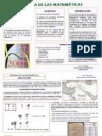 Historia de Las Matemáticas2