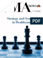 Strategy and Synergy in Healthcare