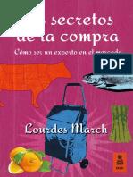 """""""Los secretos de la compra"""", Lourdes March (Kailas Editorial)"""