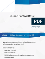 Source Control Basics