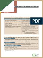 Galvanisation  a CHAUD 7 Reussir La Prescription