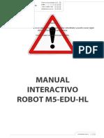 Manual Robot M5 EDU HL