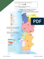 6 - Mapa de Vinhos de Mesa, Espumantes e Licorosos Com Indicação Geográfica