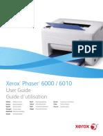 p6000 User Guide Es