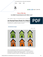 Are Housing Finance Stocks on a Shaky Ground_ _ Outlook Business