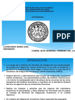 Sistema de Integracion Centroamericana