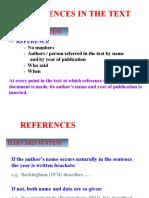 Cara Cara Buat Rujukan (Referencing )