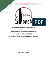 Informe Hiidrologico Huaraca