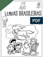 GÊNEROS TEXTUAIS - LENDAS