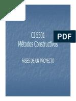Fases de Los Proyectos
