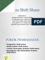 Analisis Shift Share