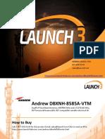 Andrew DDBXNH-8585A-VTM