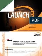 Andrew HBX-9016DS-VTM