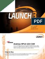 Andrew HP12-122-C1M