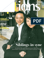 Ireka Family Business Article
